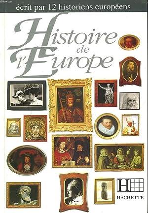 HISTOIRE DE L'EUROPE: FREDERIC DELOUCHE & COLLECTIF