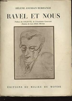 RAVEL ET NOUS: HELENE JOURDAN MORHANGE