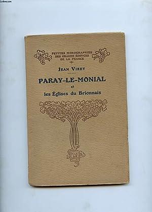 PARAY-LE-MONIAL ET LES EGLISES DU BRIONNAIS: VIREY JEAN