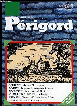 LE JOURNAL DU PERIGORD N° 4 -: COLLECTIF