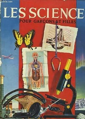LES SCIENCES POUR GARCONS ET FILLES: PARKER B.-M.