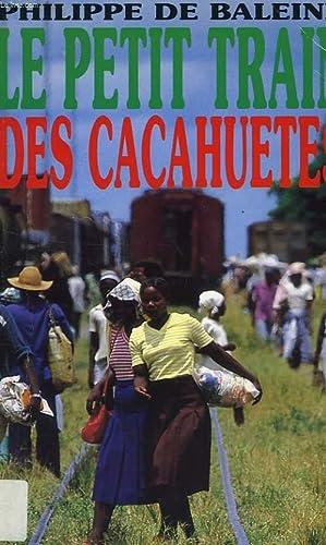 LE PETIT TRAIN DES CACAHUETES: BALEINE PHILIPPE DE
