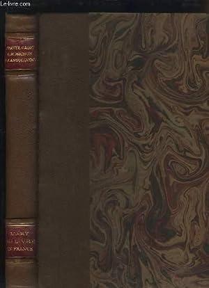 L'Art du Livre en France, des origines: CALOT Frantz /