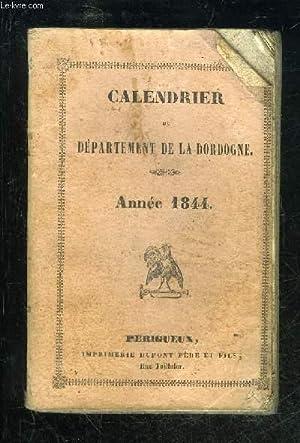 CALENDRIER DES CORPS ADMINISTRATIFS JUDICIAIRES MILITAIRES DE L'INDUSTRIE ET DU COMMERCE DU ...
