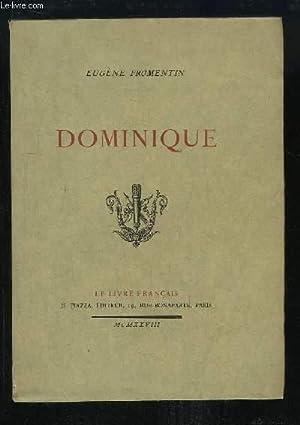Dominique: FROMENTIN Eugène