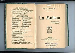 LA MAISON: BORDEAUX HENRY