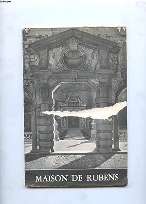 VILLE D'ANVERS. LA MAISON DE RUBENS. GUIDE SOMMAIRE: BAUDOUIN F.