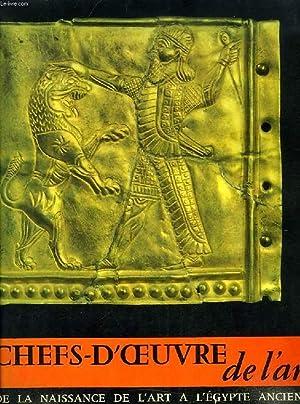 DE LA NAISSANCE DE L'ART A L'EGYPTE ANCIENNE: BONICATTI MAURIZIO, SIVEL SUZANNE, ...