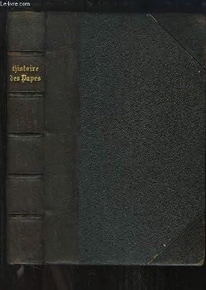 Histoire civile et religieuse des Papes, sous les empereurs paiens. Histoire.: AUDISIO Gabriel