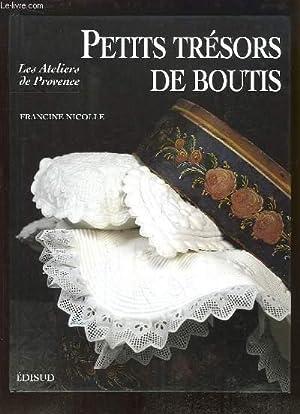 Petits Trésors de Boutis.: NICOLLE Francine