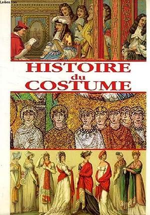 HISTOIRE DU COSTUME: MARIE DOMINIQUE
