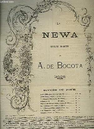 LA NEWA: BOGOTA A., de