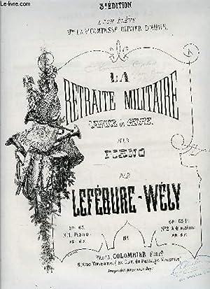 LA RETRAITE MILITAIRE: LEFEBURE-WELY