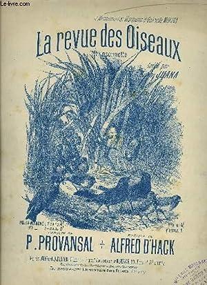 LA REVUE DES OISEAUX: D'HACK Alfred / PROVANSAL P.