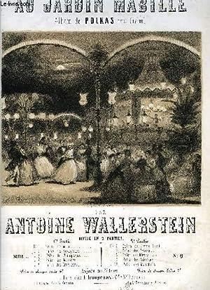 POLKA DE JENNY LIND: WALLERSTEIN Antoine