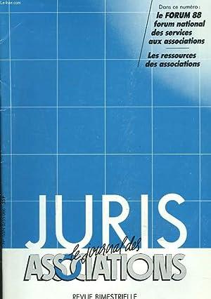 JURIS, LE JOURNAL DES ASSOCIATIONS, REVUE BIMESTRIELLE: COLLECTIF