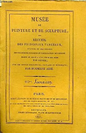Musée de peinture et de sculpture, 113ème: DUCHESNE Aîné, REVEIL