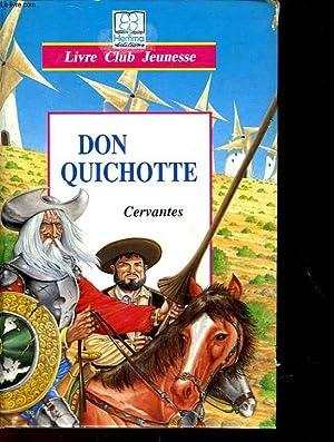 DON QUICHOTTE: CARVANTE
