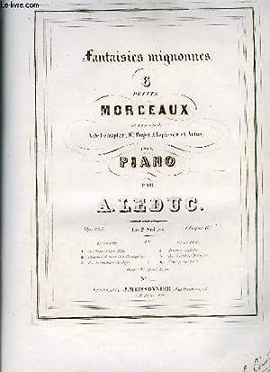 CHANSON DE NOCE DES BOHEMIENS DE PARIS: LEDUC Alphonse