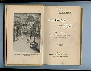 LES CONTES DE L'EPEE: DE BRISAY HENRY