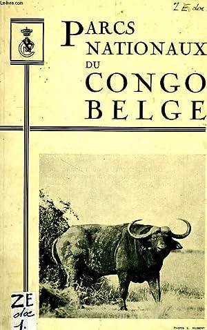 PARCS NATIONAUX DU CONGO BELGE: COLLECTIF