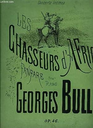 LES CHASSEURS D'AFRIQUE: BULL Georges