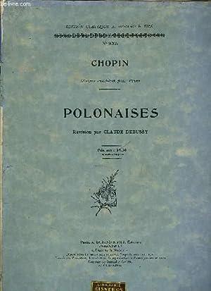 POLONAISES: CHOPIN