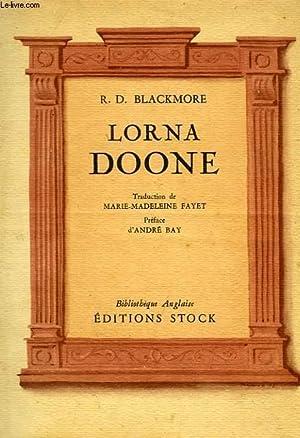 LORNA DOONE: BLACKMORE RICHARD D.