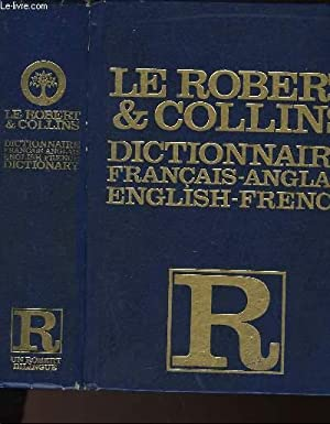 FRENCH - ENGLISH / ENGLISH - FRENCH: COLLINS - ROBERT
