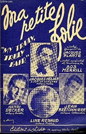 MA PETITE FOLIE: MERRILL Bob / PLANTE Jacques