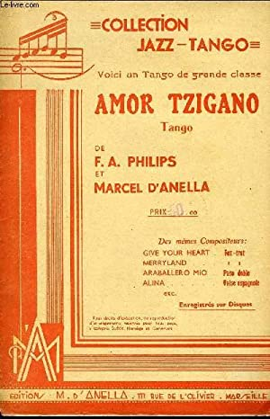 AMOR TZIGANO: PHILIPPS F.A. /