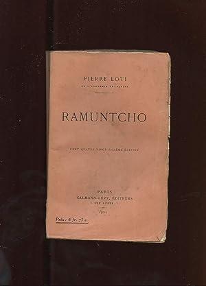 RAMUNTCHO: LOTI PIERRE