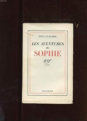 LES AVENTURES DE SOPHIE: CLAUDEL PAUL