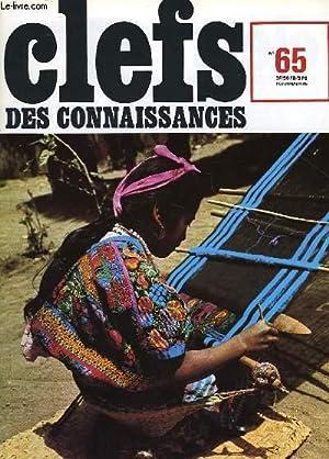 CLEFS DES CONNAISSANCES - N°65: COLLECTIF