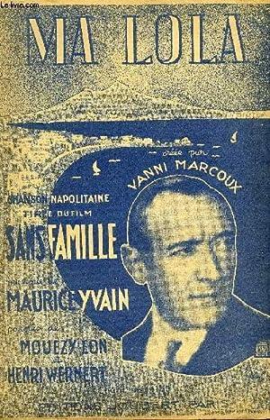 MA LOLA: YVAIN Maurice / MOUEZY-EON / WERNERT Henri