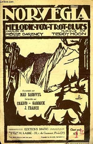 NORVEGIA: MOON Teddy / DARENCY Pierre