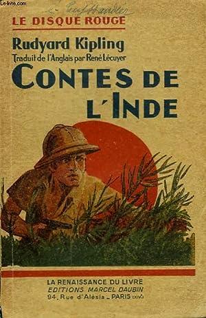 CONTES DE L'INDE: RUDYARD KIPLING