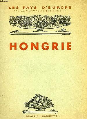 HONGRIE: MONMARCHE M., TILLION E.-L.