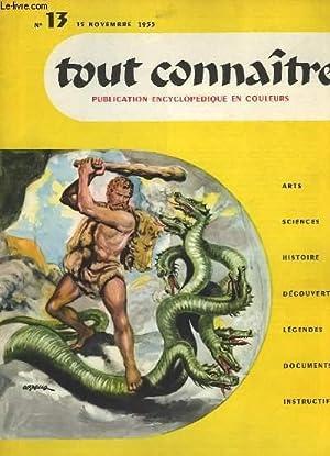 TOUT CONNAITRE - N°13: COLLECTIF