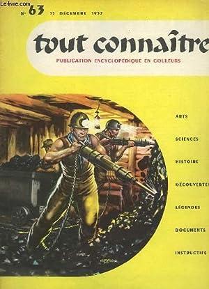 TOUT CONNAITRE - N°63: COLLECTIF