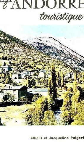 L'ANDORRE TOURISTIQUE: PUIGORIOL ALBERT Y JACQUELINE
