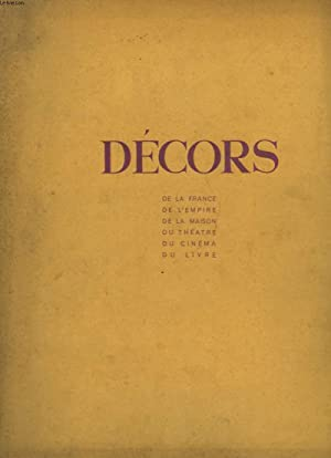 DECORS: COLLECTIF