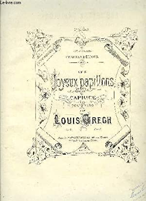 LES JOYEUX PAPILLONS: GREHG Louis