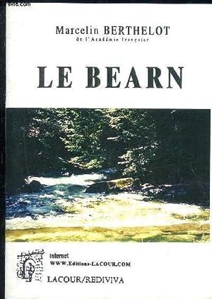LE BÉARN: BERTHELOT MARCELIN