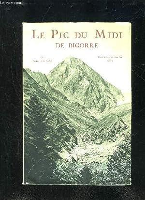 LE PIC DU MIDI DE BIGORRE: DUMAS PIERRE / ALIX