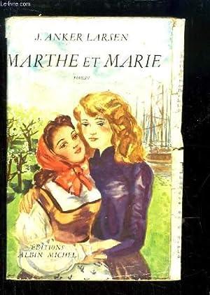 Marthe et Marie (Martha og Maria): ANKER LARSEN J.