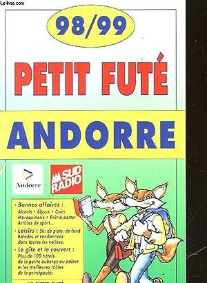 PETIT FUTE - ANDORRE: COLLECTIF