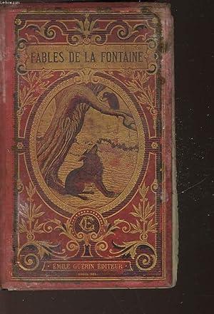 FABLES DE LA FONTAINE: FONTAINE JEAN DE LA