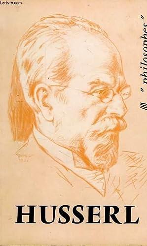 HUSSERL: KELKEL ARION L., SCHERER RENE