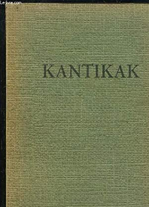 KANTIKAK - CHANSONS BASQUES: COLLECTIF